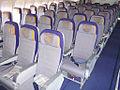 Lufthansa A340-300 D-AIGP Economy Class.jpg
