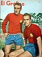 Luis Del Sol y Luis Suárez (Selección de España) - El Gráfico 2230.jpg