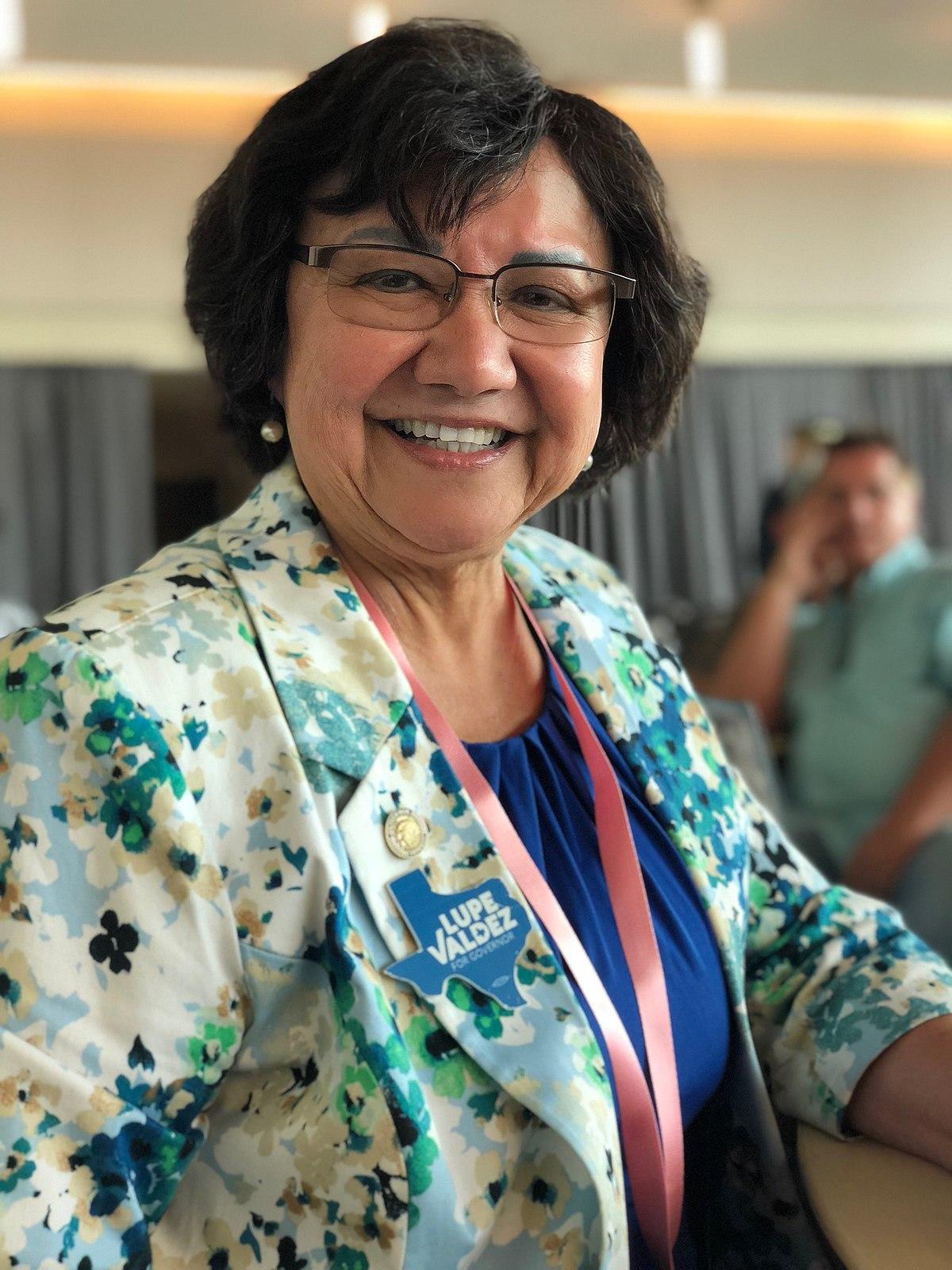 Lupe Valdez - Wikipedia