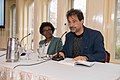 Lusophone Voices A Reading & Conversation with José Eduardo Agualusa. (26449929332).jpg