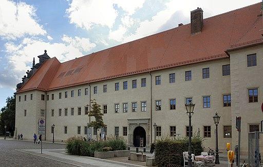 Lutherstadt Wittenberg,Collegienstraße 54, Universität (Augusteum)