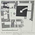 Luthmer I-014-Rüdesheim Niederburg Grundriss des Erdgeschosses nach v. Cohausen.jpg