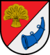 Coat of arms of Lutzhorn
