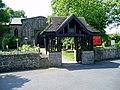 Lych Gate at St Mary Church Heworth - geograph.org.uk - 1439439.jpg