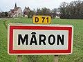 Mâron-FR-36-panneau d'agglomération-02.jpg