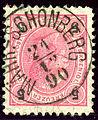 Mährisch Schönberg 5kr 1890 Sumperk.jpg