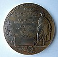 Médaille bronze Ecole polytechnique 1894. Graveur Maximilien Louis BOURGEOIS (1839-1901) (2).JPG