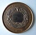 Médaille cuivre Olivier de SERRES, société libre d'agriculture de l'Eure, section des Andelys. Graveur Honoré DELONGUEIL. Diam. 42 mm (2).JPG