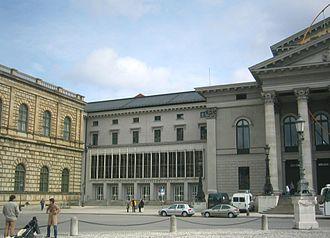 Residenz Theatre - Residenztheater