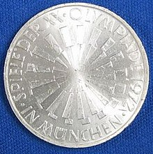 Liste Der Gedenkmünzen Der Bundesrepublik Deutschland Dm Wikipedia