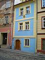 Měšťanský dům, Dlouhá 444-19, Cheb.JPG