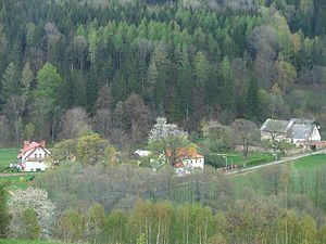 Młynowiec - Houses in Młynowiec