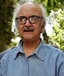 Mohammad-Reza Shafiei Kadkani Iranian poet
