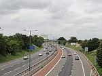 M4 Motorway Spur going North away from Heathrow Airport - panoramio.jpg