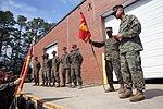 MWCS-28 Marines earn Leonidas Award, page in squadron history 150305-M-SR938-017.jpg
