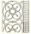 MZK 05 - 1860 Reisenotizen Italien Fig 056 Prato Dom - Capella de Cintone - Bronzegitter Simone Donatello.jpg