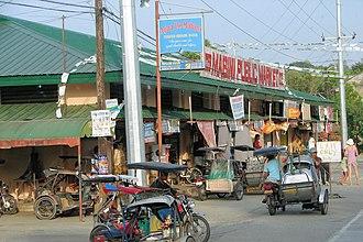 Mabini, Pangasinan - Mabini Public Market