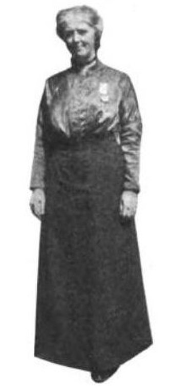 Chrystal Macmillan - Macmillan was photographed at The Hague in 1915 for an article published in The Survey.