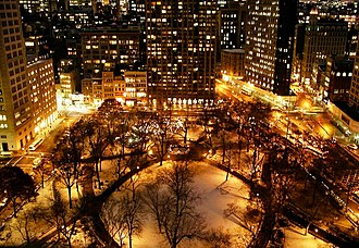 Beautiful Madison Square And Madison Square Park