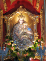 Madonna from Kamianets-Podilskyi in Kalwaria Pacławska.PNG