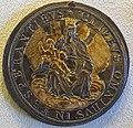 Madonnentaler, Bavaria, Herzog Maximilian I, 1627, partially gilded - Bode-Museum - DSC02673.JPG