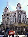 Madrid - Casa de Don Tomás de Allende y Edificio Meneses.jpg