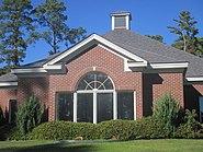 Main building, Pine Hills Country Club, Minden, LA IMG 8401