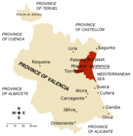 Main towns in the province of Valencia.png