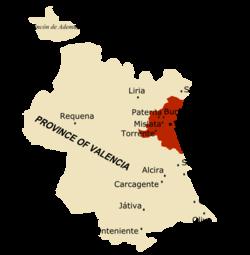 Province of Valencia Wikipedia