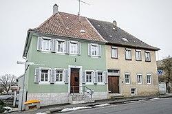 Mainbernheim, Nürnberger Straße 2 und 4-001.jpg