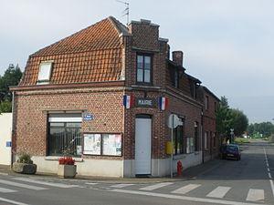 Warneton - Image: Mairie de Warneton (France)
