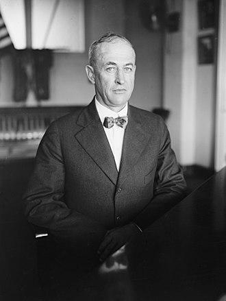 Malin Craig - Craig as Chief of Cavalry in 1924