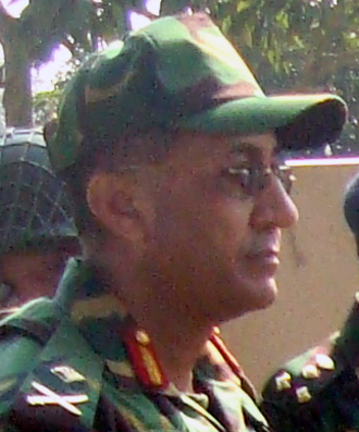 Mymensingh Cantonment - Major General Muhammad Zia-Ur-Rahman, ndc, psc was the pioneer General Officer Commanding of Bangladesh Army ARTDOC.