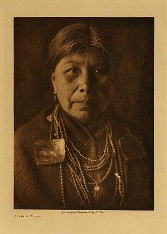 Makah - Image: Makah Woman