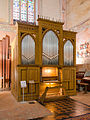 Malchow Orgelmuseum Klosterkirche Barnim-Grüneberg-Orgel aus Langenhanshagen.jpg