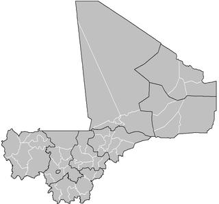 Cercles of Mali administrative territorial entity of Mali