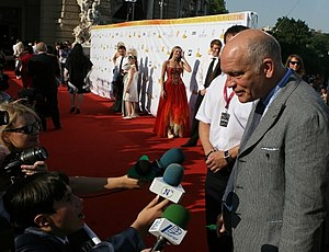 2nd Odessa International Film Festival - John Malkovich on the Odessa film festival 2011