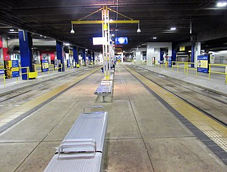 Mall of America station - Image: Mall of America station