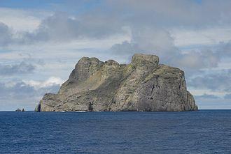Malpelo Plate - Image: Malpelo island NOAA