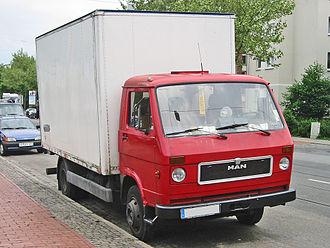 Volkswagen Commercial Vehicles - Image: Man vw 1 sst