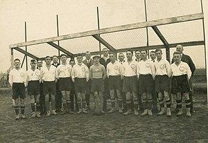 Mannschaftsfoto SC Germania Reusrath 1926