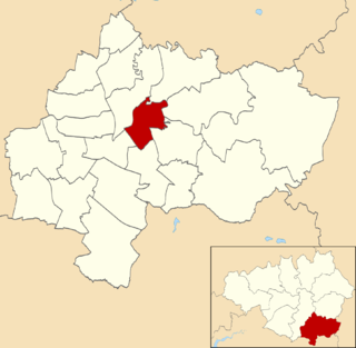 Manor (Stockport electoral ward) Human settlement in England