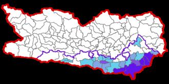 Carinthian Slovenes - 2001 census