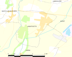 Map commune FR insee code 31253.png