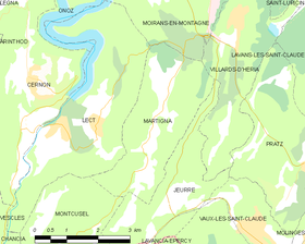 Map commune FR insee code 39318.png