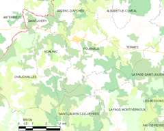Map commune FR insee code 48106.png