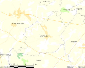 Map commune FR insee code 56092.png