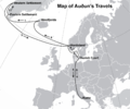 Map of Auðun's Travels in Auðun's Tale.png