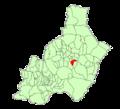 Map of Benizalón (Almería).png