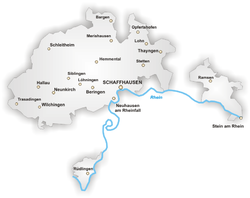 Map of Canton Schaffhausen.png